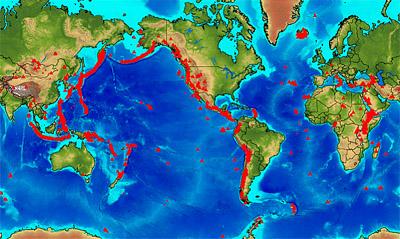 volcano-world-map