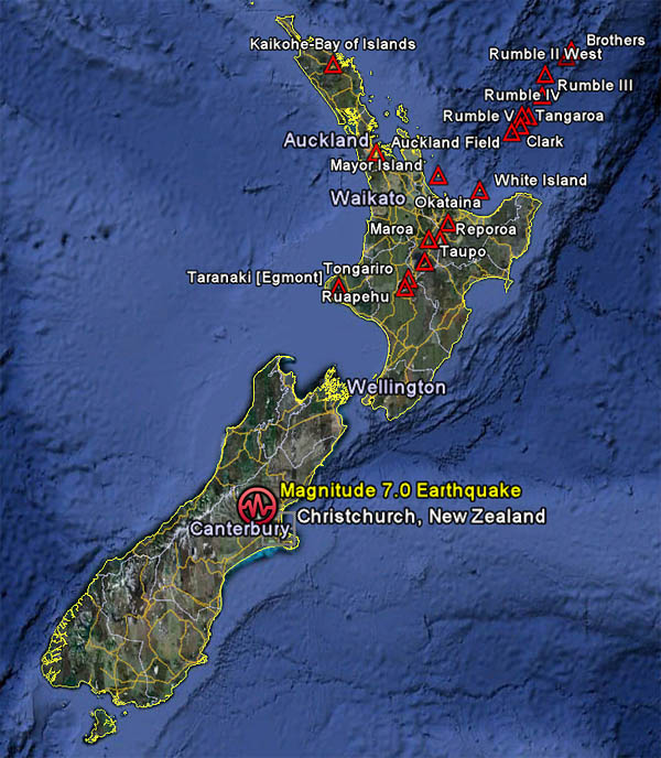 magnitude-7-earthquake-christchurch-new-zealand-map