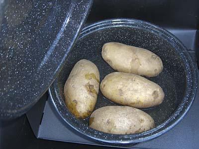 solar-oven-baked-potatoes