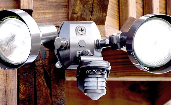 Best Outdoor Motion Light - RAB Super Stealth 360