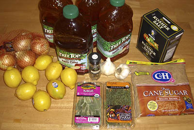 turkey-brine-ingredients