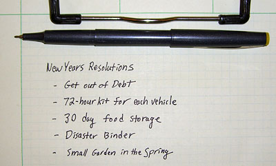 new-years-resolutions-for-preppers