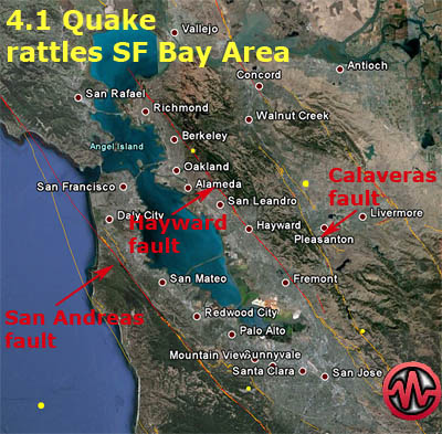 An analysis of earthquake in san francisco
