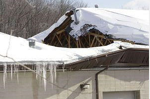 roof-collapse-chesire-ct-cox-communication