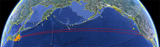 tsunami-map-distance-from-japan-to-california