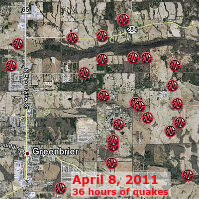 greenbrier-arkansas-earthquakes-8-apr-2011