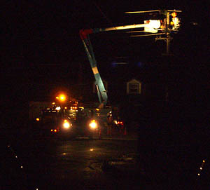 16-hour-power-outage-blown-transformer