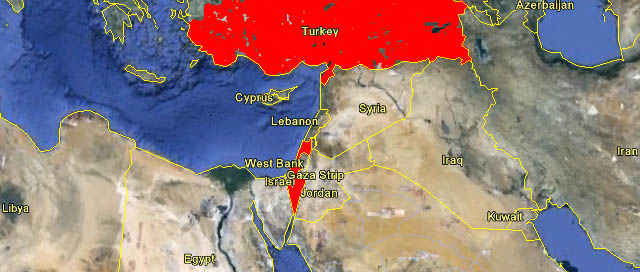 israel-to-be-attacked-from-the-north-turkey