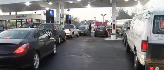 Gas Lines in Connecticut, A Lesson Learned – 11/1/11