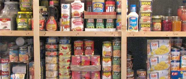 Until recently, I thought we were organized with our food storage and ...