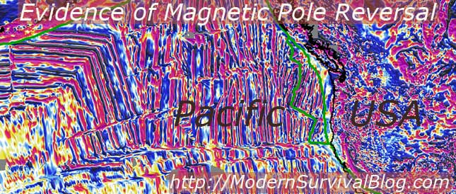 Proof Of Magnetic Pole Shift (Reversal) – 2/19/12