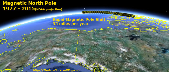Pole Shift Data Coverup – 2012