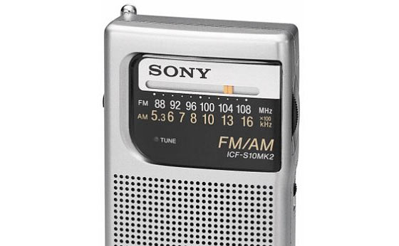Best Cheap Pocket Radio – 4/7/12