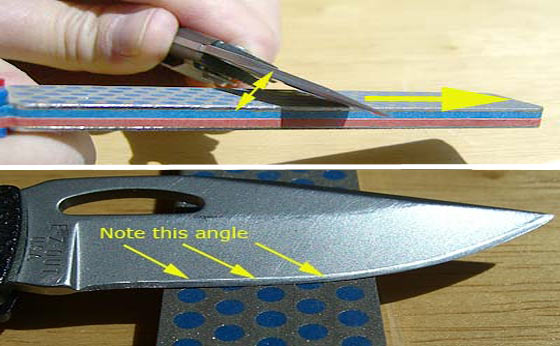 Sharpening Knives 101 – 4/30/12