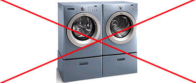 List of Preparedness Items For: Doing Laundry – 4/23/12