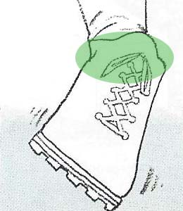 how-to-fit-hiking-boots-test-for-ankle-support