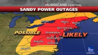 sandy-power-outages