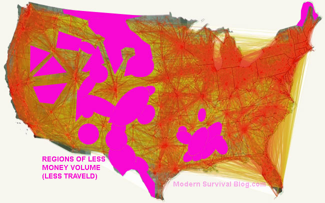 united-states-map-of-regions-less-traveled
