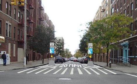 Being Street Smart