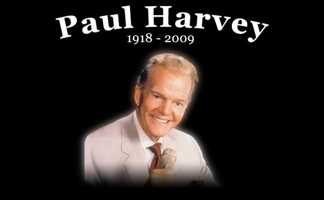Paul Harvey SuperBowl text of God Made A Farmer speech