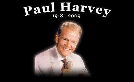 Paul Harvey SuperBowl text of God Made A Farmer speech