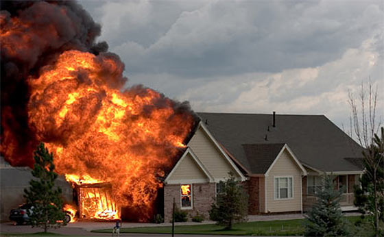 Tips How To Stay Safe During A House Fire