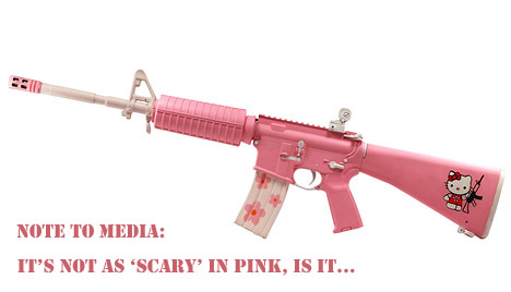 Modern Sporting Rifles are NOT Assault Weapons