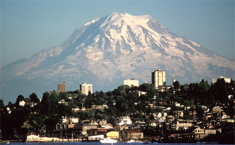 Highest Threat Volcanoes in the United States