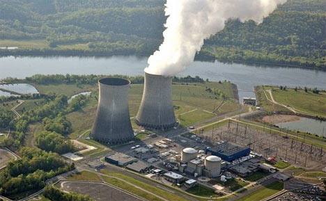 Shootout at Nuclear Power Plant