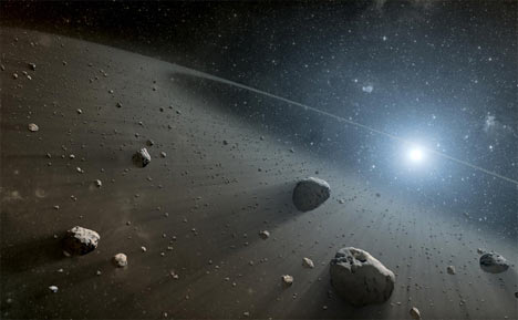 Why all the sudden asteroids?