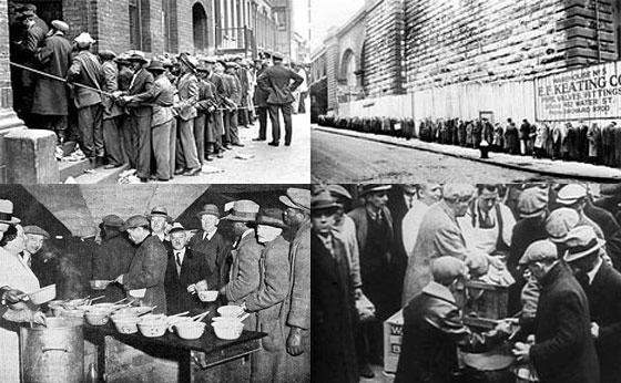 great-depression-food-lines