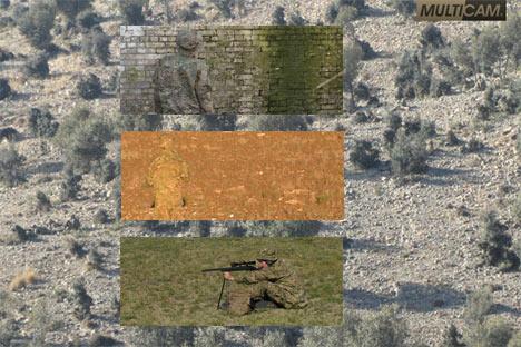 Multicam patterns