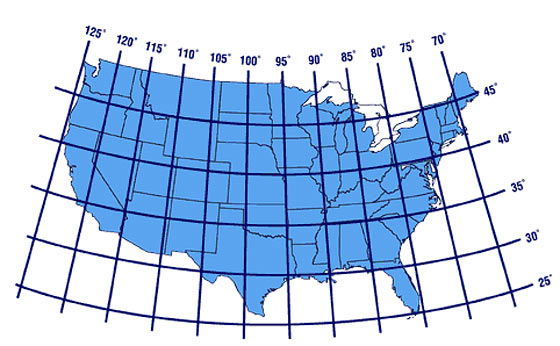 ... - Usa Longitude And Latitude Usa Longitude And Latitude Zip Code