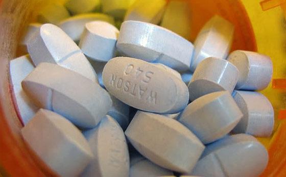 hydrocodone-pills