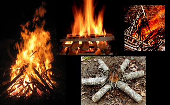 types-of-campfires