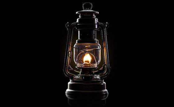 An Oil Lamp For Preparedness