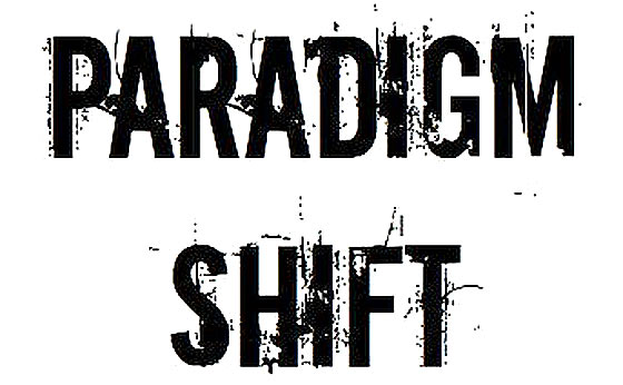 paradigm shift research paper Terence rajivan edward / feminist research and paradigm shift in anthropology 345 one can, in contrast, find statements of hers which specify what a paradigm is.