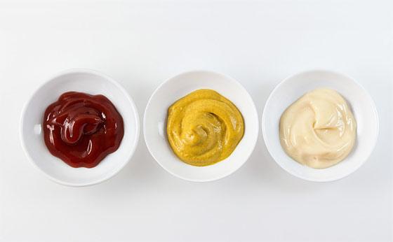 make-your-own-ketchup-mustard-mayo