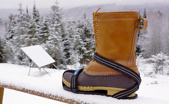 My Best Ice Cleats For Boot Traction On Slippery Snow And Ice