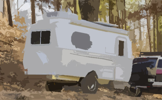 Survival Bug Out Trailer : Bug out and survival in a travel trailer or rv modern