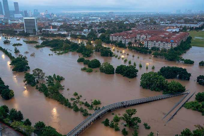 Houston Flooding Catastrophe Modern Survival Blog