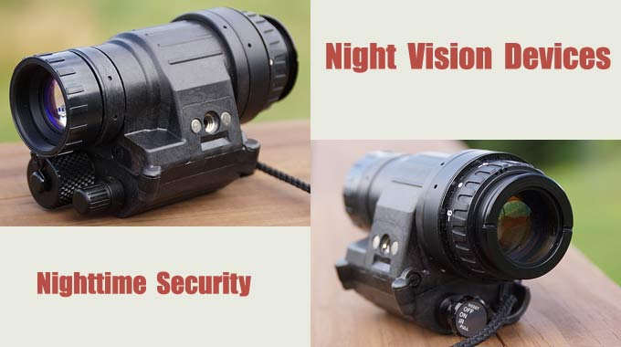 Night Vision Devices - PVS14