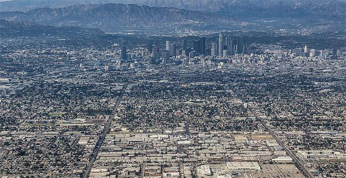 Los Angeles region