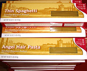 Shop Smart Save Money – Pasta