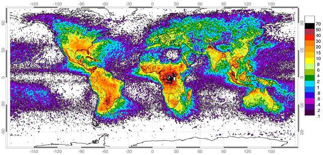lightning-density-map-worldwide