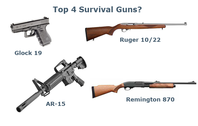 top-4-survival-guns