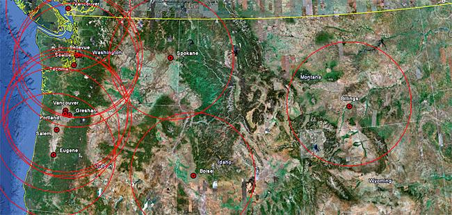 northwest-usa-safe-unsafe-survival-location-map