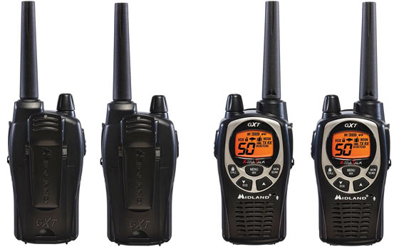 2-Way Radios For Communications | FRS – GMRS – MURS – CB