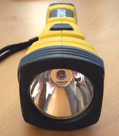 Dorcy LED Flashlight reflector