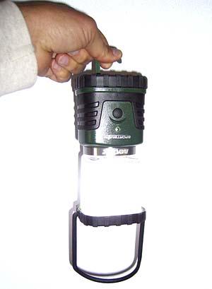 Rayovac LED Lantern Design